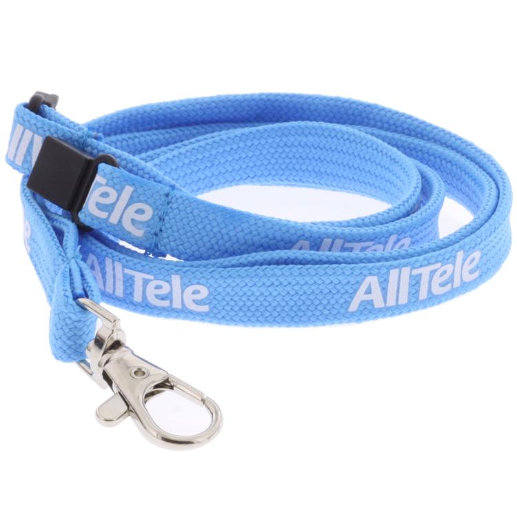 Nyckelband tubvävt med tryck e29acdebe5e47
