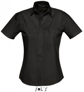 Ladies` Poplin Shirt Energy