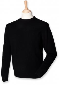 Crew Neck Lambswool Jumper