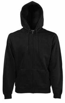 Premium Hooded Sweat-Jacket