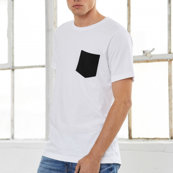 Herr Jersey Short Sleeve Pocket Tee