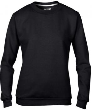 Women`s Crew Neck Sweatshirt