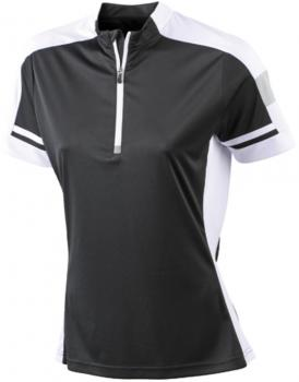 Ladies` Bike-T Half Zip