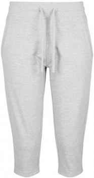 Ladies` Terry 3/4 Jogging Pants