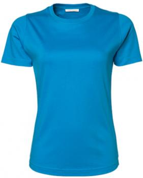 Ladies` Interlock Tee
