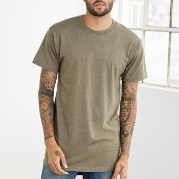 Herr Long Body Urban Tee