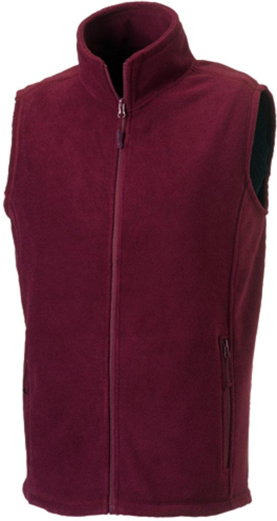 Herrväst Fleece Gilet