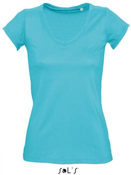 Women`s V-Neck T-Shirt Mild