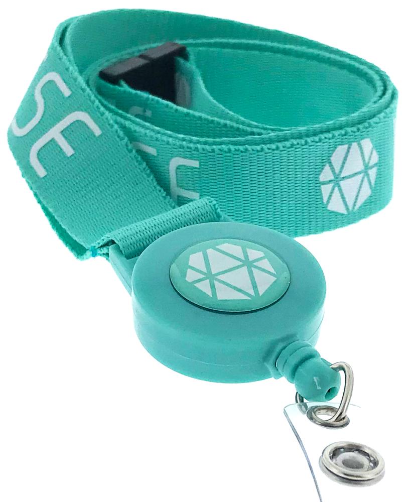 Nyckelband med tryck med jojo  korthållare för ID kort 1dddc29de2581