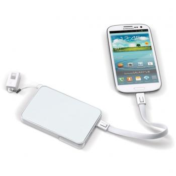 Powerbank 3-i-1 Stylus