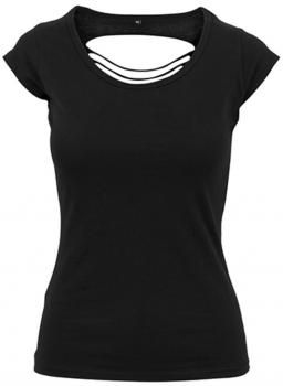 Ladies` Back Cut Tee