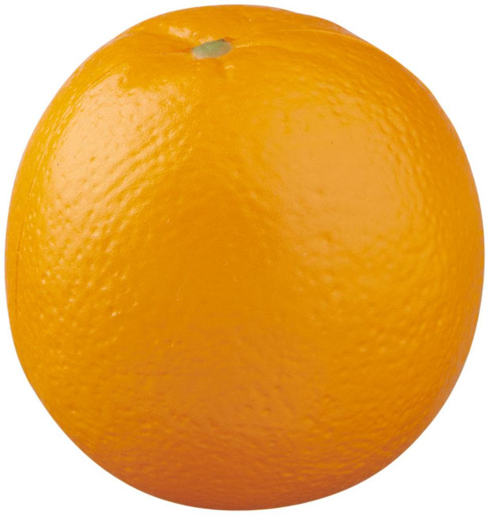 Slow-rise stressboll apelsin