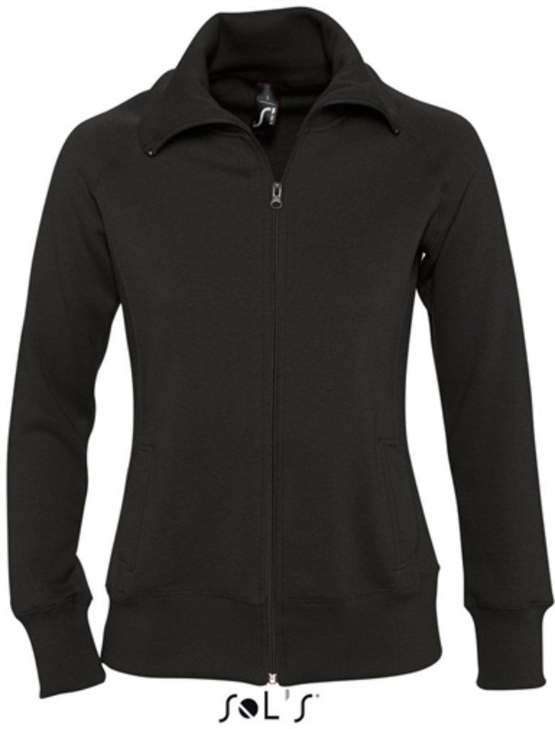 Women`s Zipped Jacket Soda