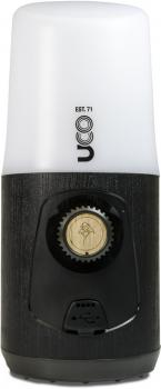Madrona Tabletop Lantern, Rechargeable