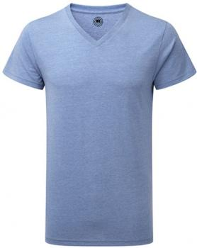 Men`s V Neck HD T-Shirt