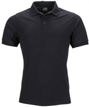 Men`s Elastic Polo Piqué