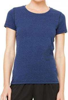Women`s Performance Triblend Short Sleeve Tee