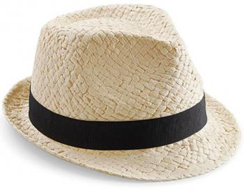 Junior Straw Trilby