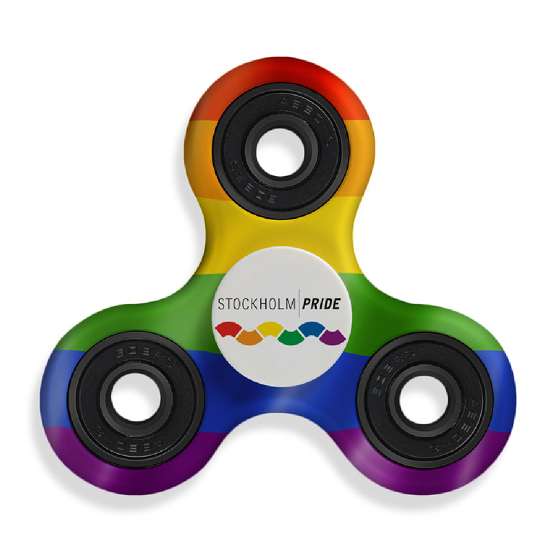 Finger Spinner | Allover tryck
