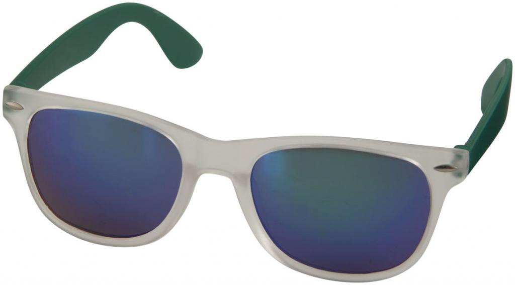 Sun Ray Mirror solglasögon med tryck 7caff5df9479a
