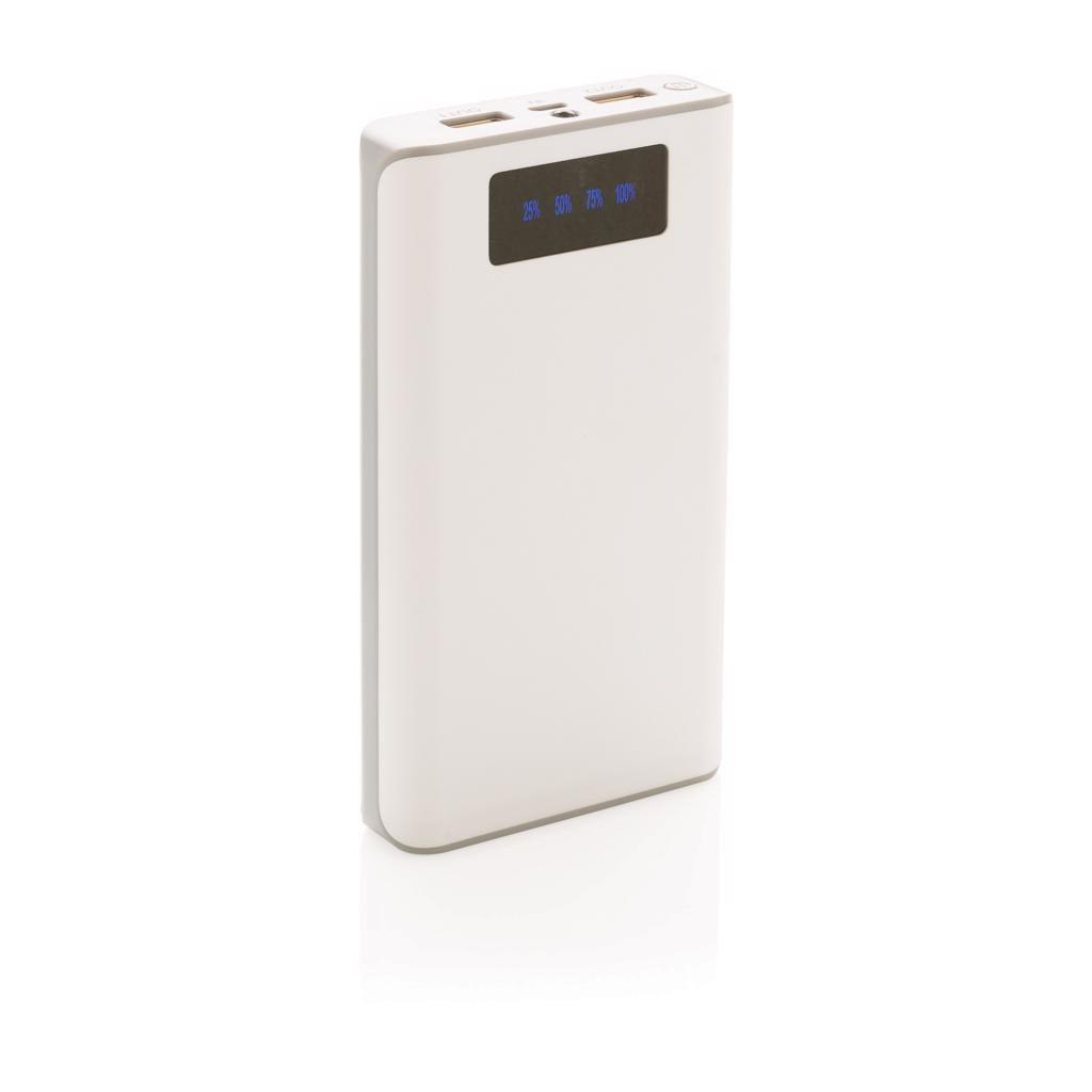 10.000 mAh powerbank med display