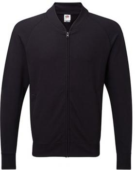 Lightweight Baseball Sweat Jacket