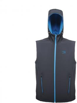 Regatta StandOut Arley Hooded Softshell Bodywarmer herr