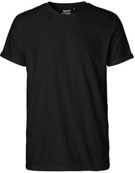 Men`s Roll Up Sleeve T-Shirt