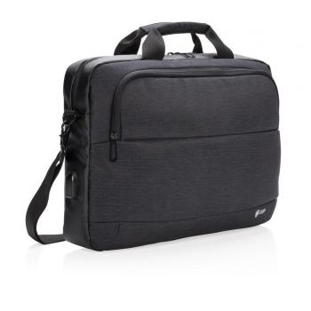 "Swiss Peak modern 15"" laptopväska"