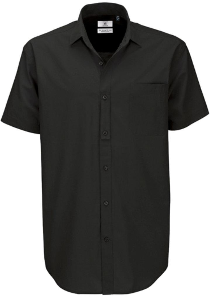 Poplin Shirt Heritage Short Sleeve / Men