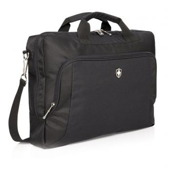 "Swiss Peak deluxe 15"" laptopväska"