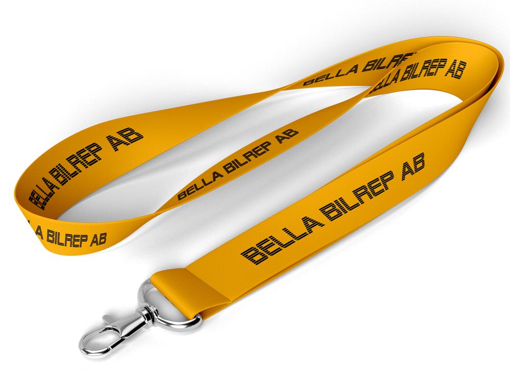 Nya Nyckelband med tryck - Logoband   ReklamButiken ZQ-43