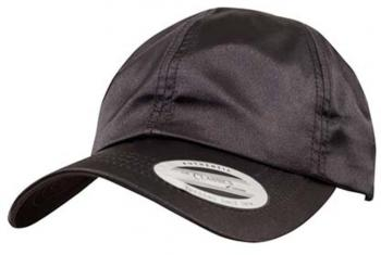 Low Profile Satin Cap