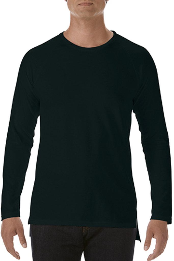 Lightweight Long & Lean Raglan Long Sleeve Tee