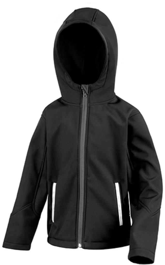 Junior TX Performance Hooded Soft Shell