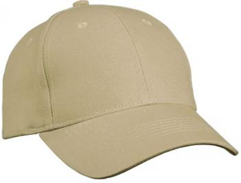 6 Panel Cap Heavy Cotton