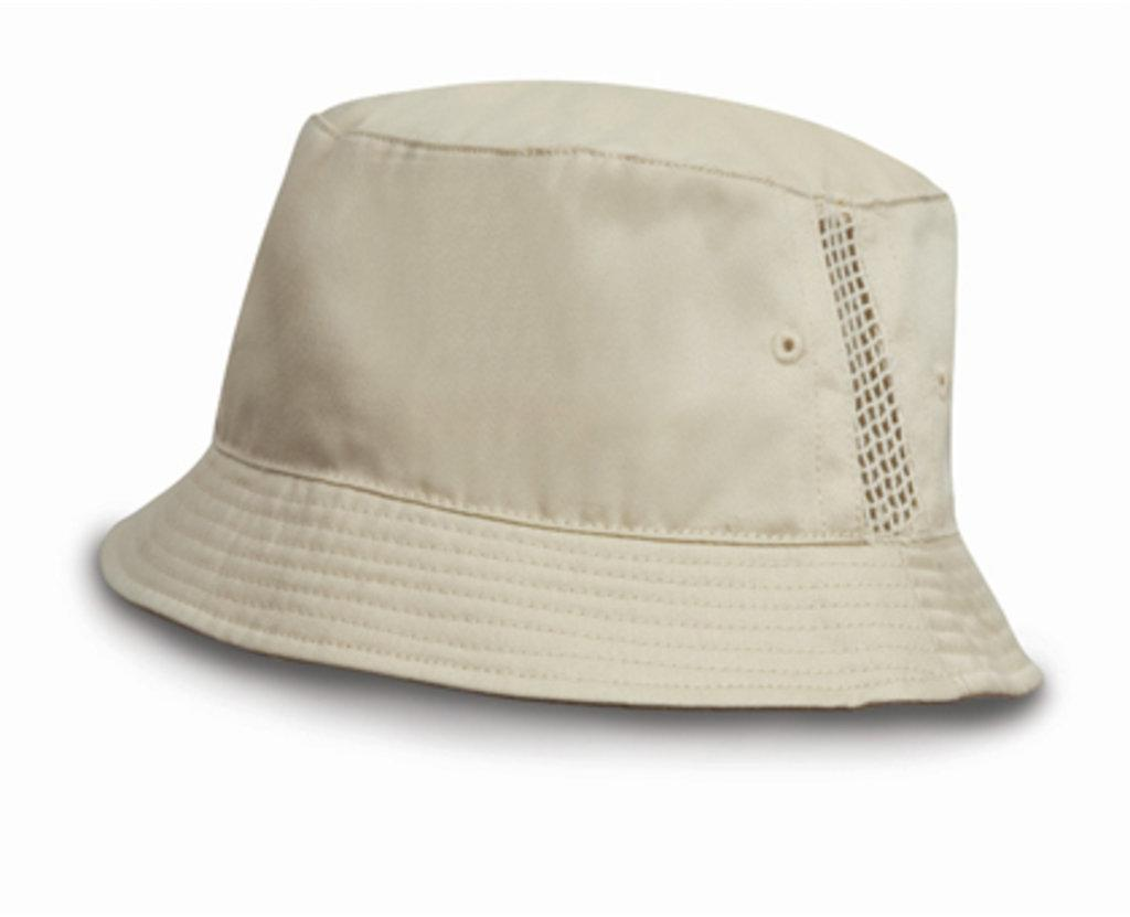Washed Cotton Bucket Hat