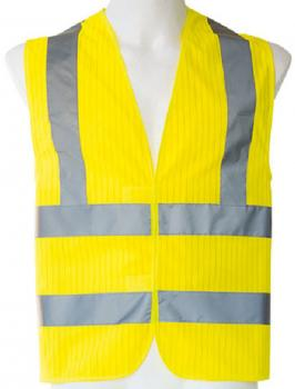 Flame-retardant Antistatic Multinorm Safety Vest