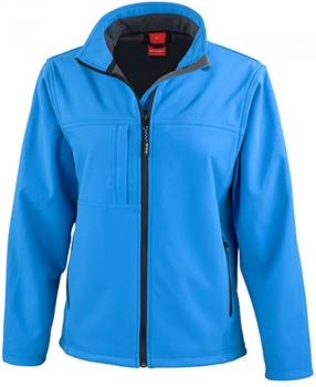 Ladies` Classic Soft Shell Jacket