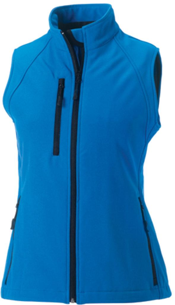 Ladies' Soft Shell Gilet