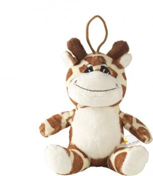 Animal Friend Giraffe gosedjur
