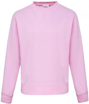 Ladies` Crewneck Sweatshirt