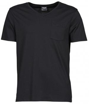 Luxury Pocket V-Tee