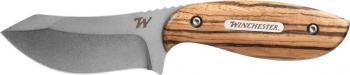 Winchester Barrens Fixed Blade w/ Sheath, Blister