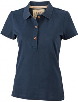 Ladies` Vintage Polo
