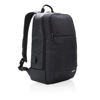 "Swiss Peak modern 15"" laptopryggsäck"
