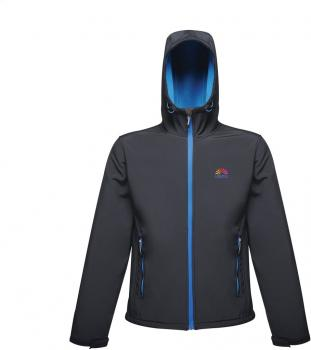 Regatta StandOut Arley Hooded Softshell Jack herr