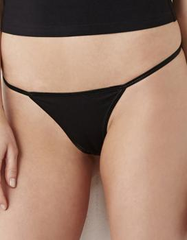 Women`s Cotton Stretch String Tanga