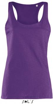 Women Saint Germain Slub Tank Top