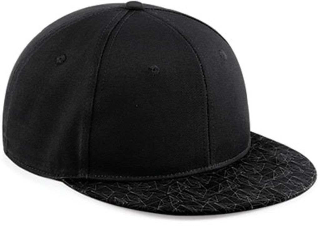 Graphic Peak Snapback